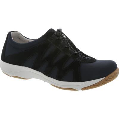 Dansko Harlie Sneaker - Black