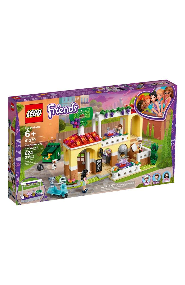 LEGO<SUP>®</SUP> Friends Heartlake City Restaurant 41379, Main, color, MULTI