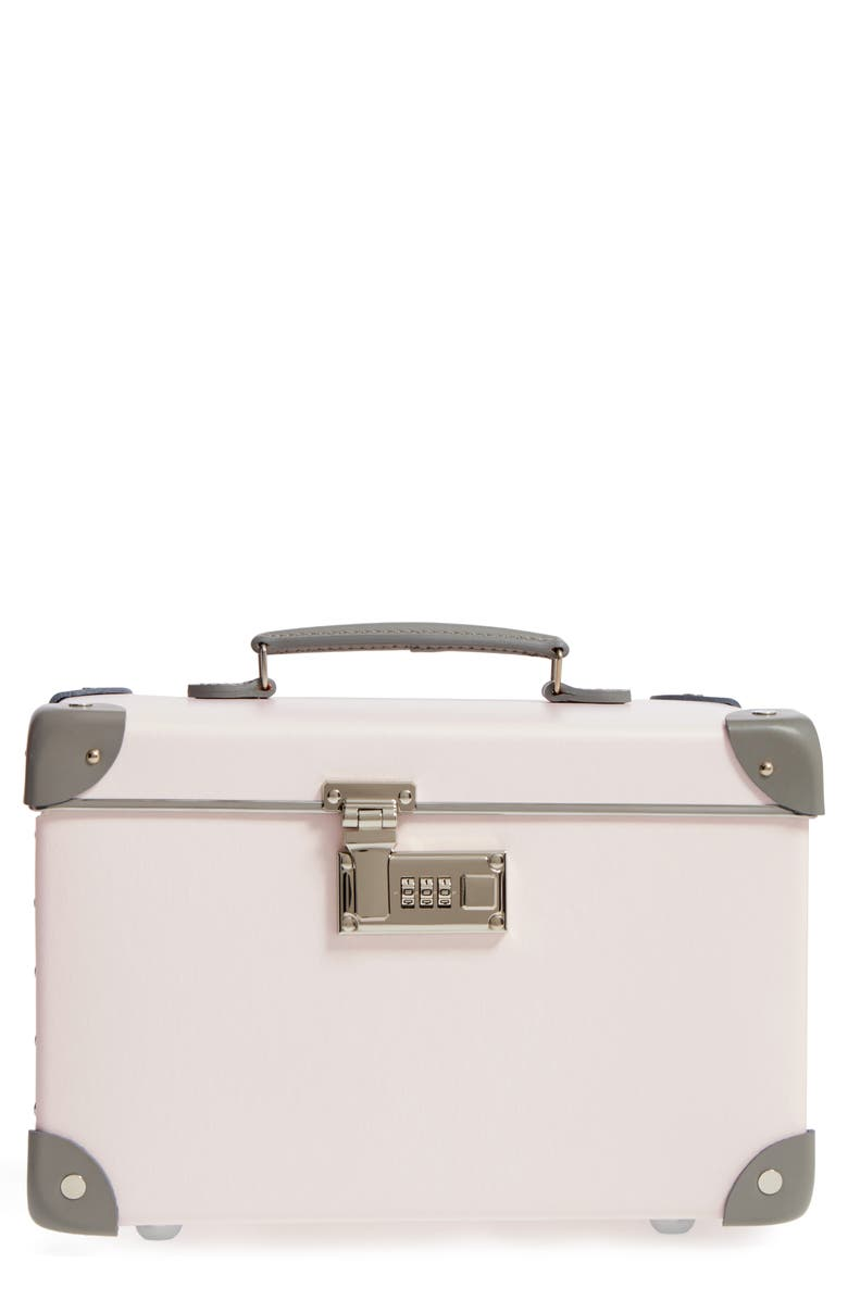 GLOBE-TROTTER Blossom 13-Inch Vanity Case, Main, color, 650