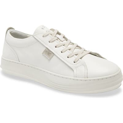Fly London Cive Sneaker - White