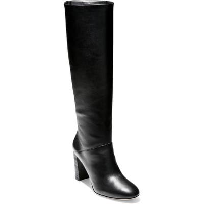 Cole Haan Perfect Pairs Glenda Knee High Boot, Black