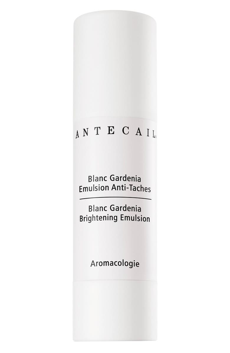 CHANTECAILLE Blanc Gardenia Brightening Emulsion, Main, color, NO COLOR