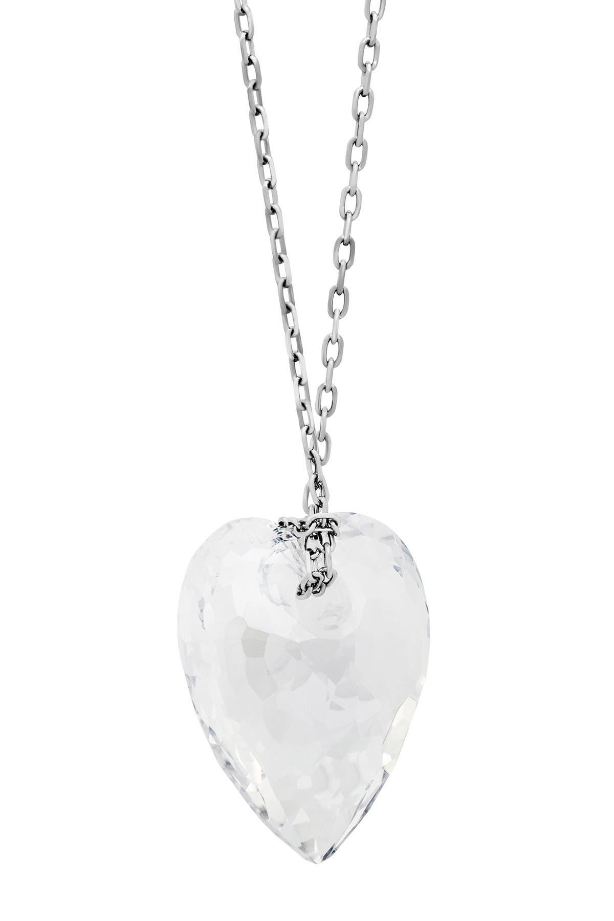 Image of Swarovski Nectar Pendant Necklace