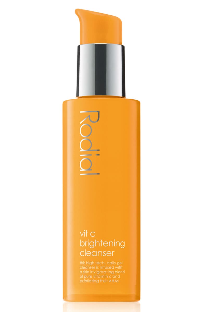RODIAL Vitamin C Brightening Cleanser, Main, color, 000