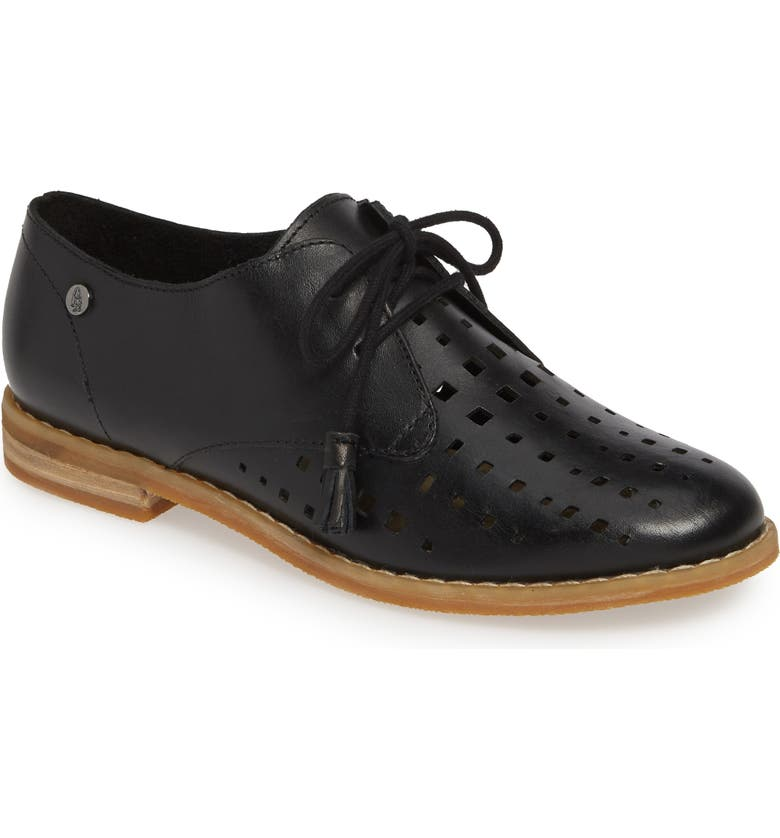 HUSH PUPPIES<SUP>®</SUP> Chardon Perforated Derby, Main, color, 001