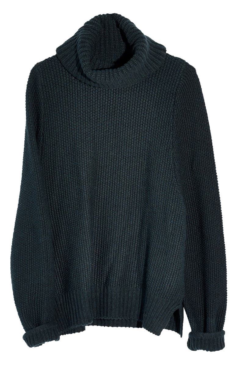 MADEWELL Varick Turtleneck Sweater, Main, color, 300