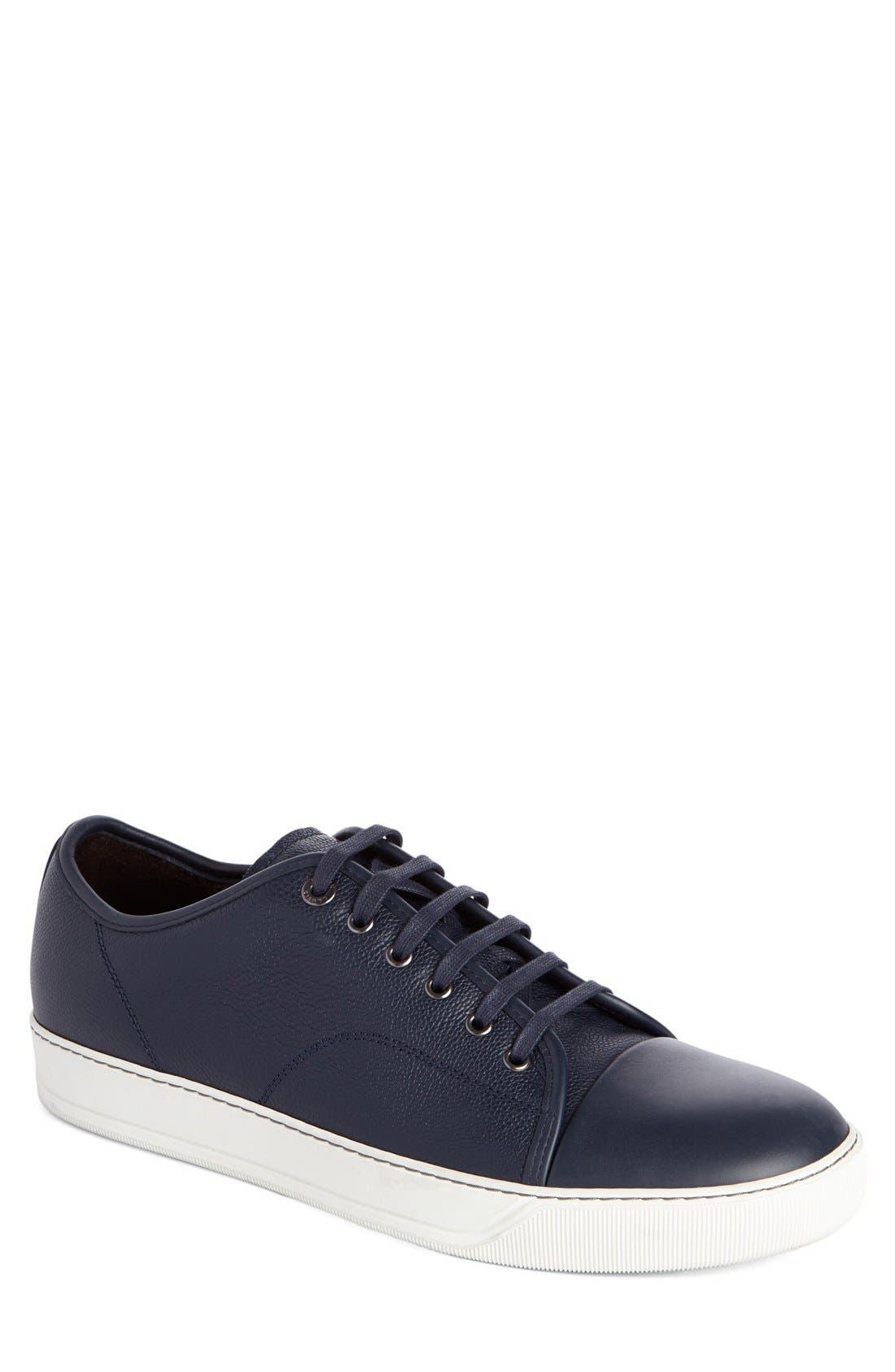 ,                             Shiny Cap Toe Sneaker,                             Main thumbnail 11, color,                             424