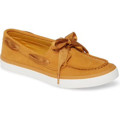 Sperry Sailor Boat Shoe, Yellow