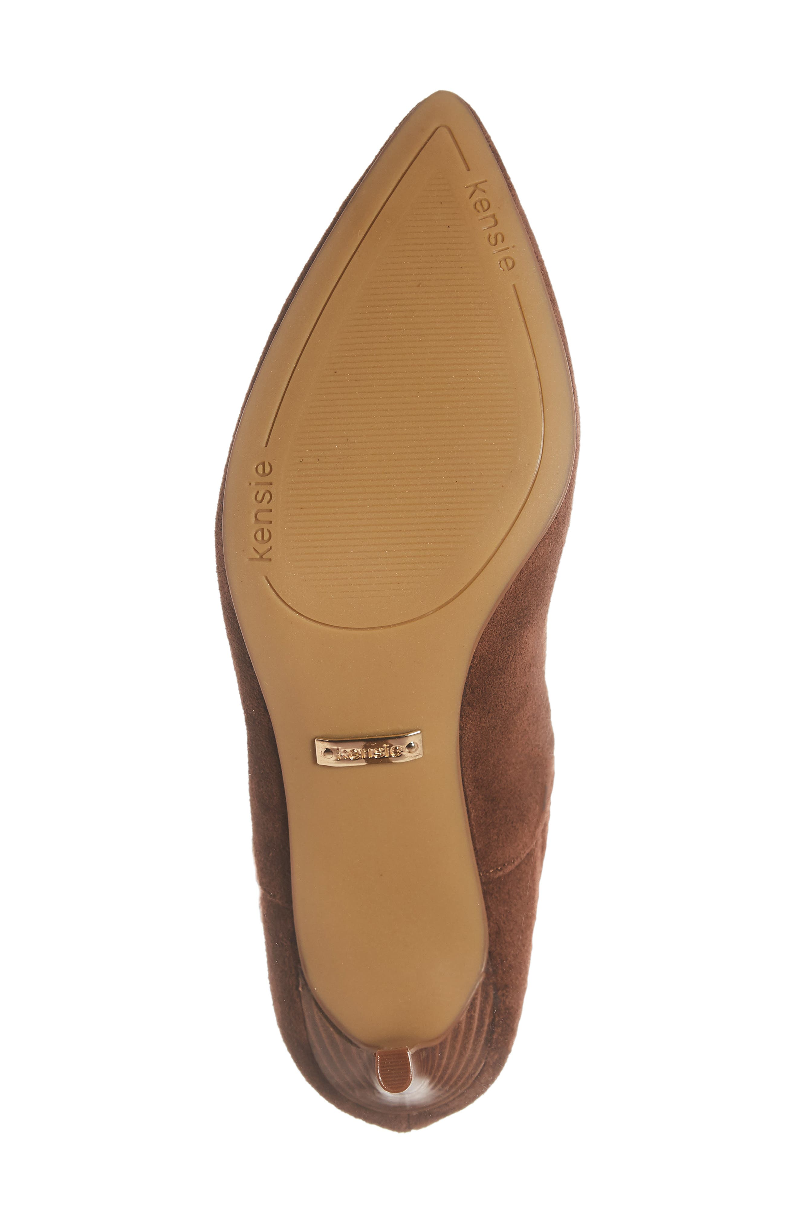 ,                             Natthan Slouchy Bootie,                             Alternate thumbnail 6, color,                             WALNUT SUEDE