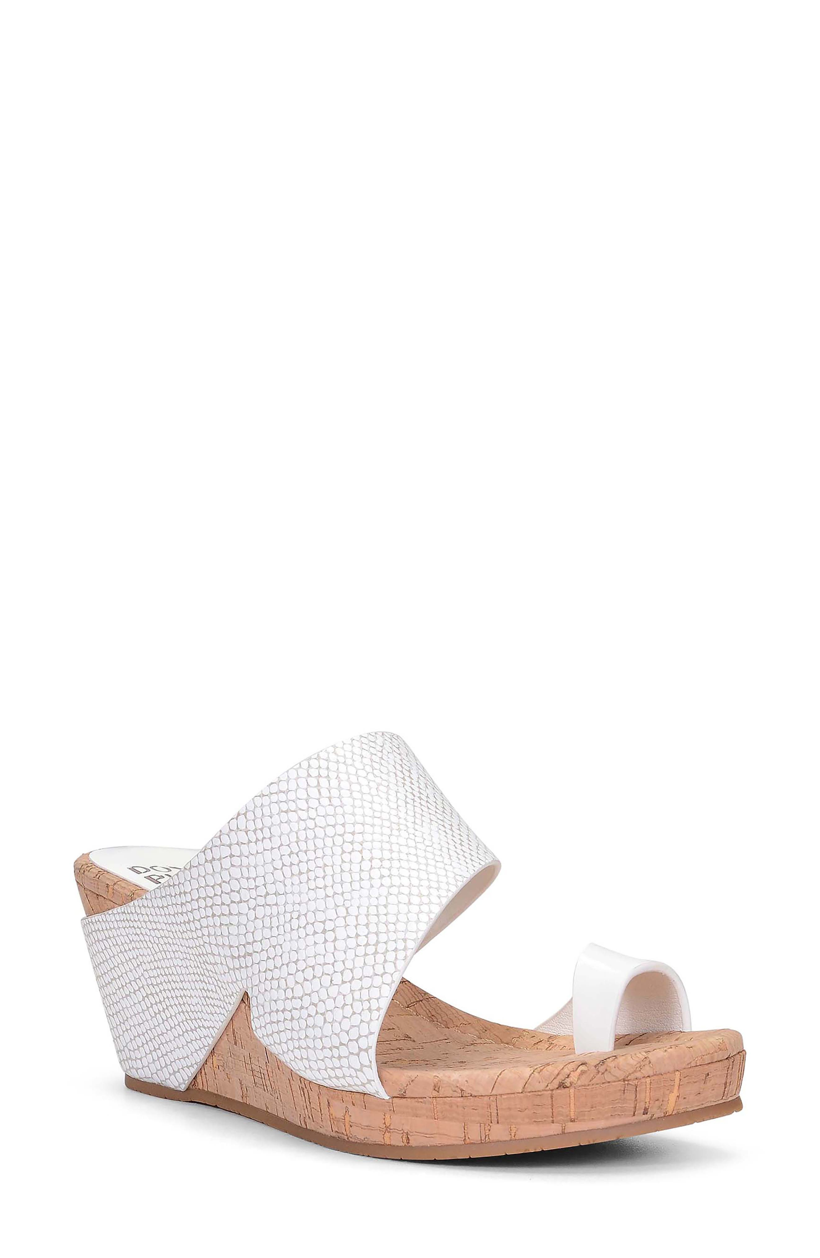 Gemmy Wedge Slide Sandal