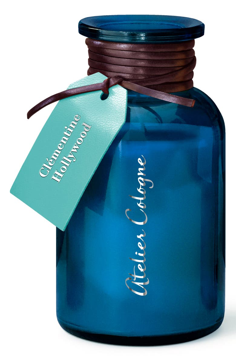 ATELIER COLOGNE Clémentine Hollywood Candle, Main, color, 000