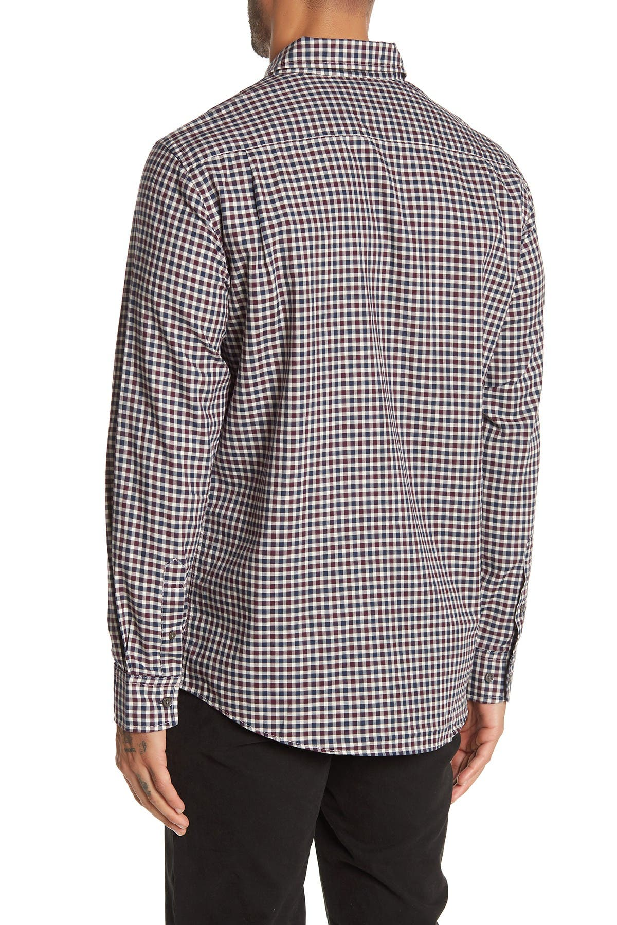 Image of RODD AND GUNN Huntly Long Sleeve Original Fit Shirt
