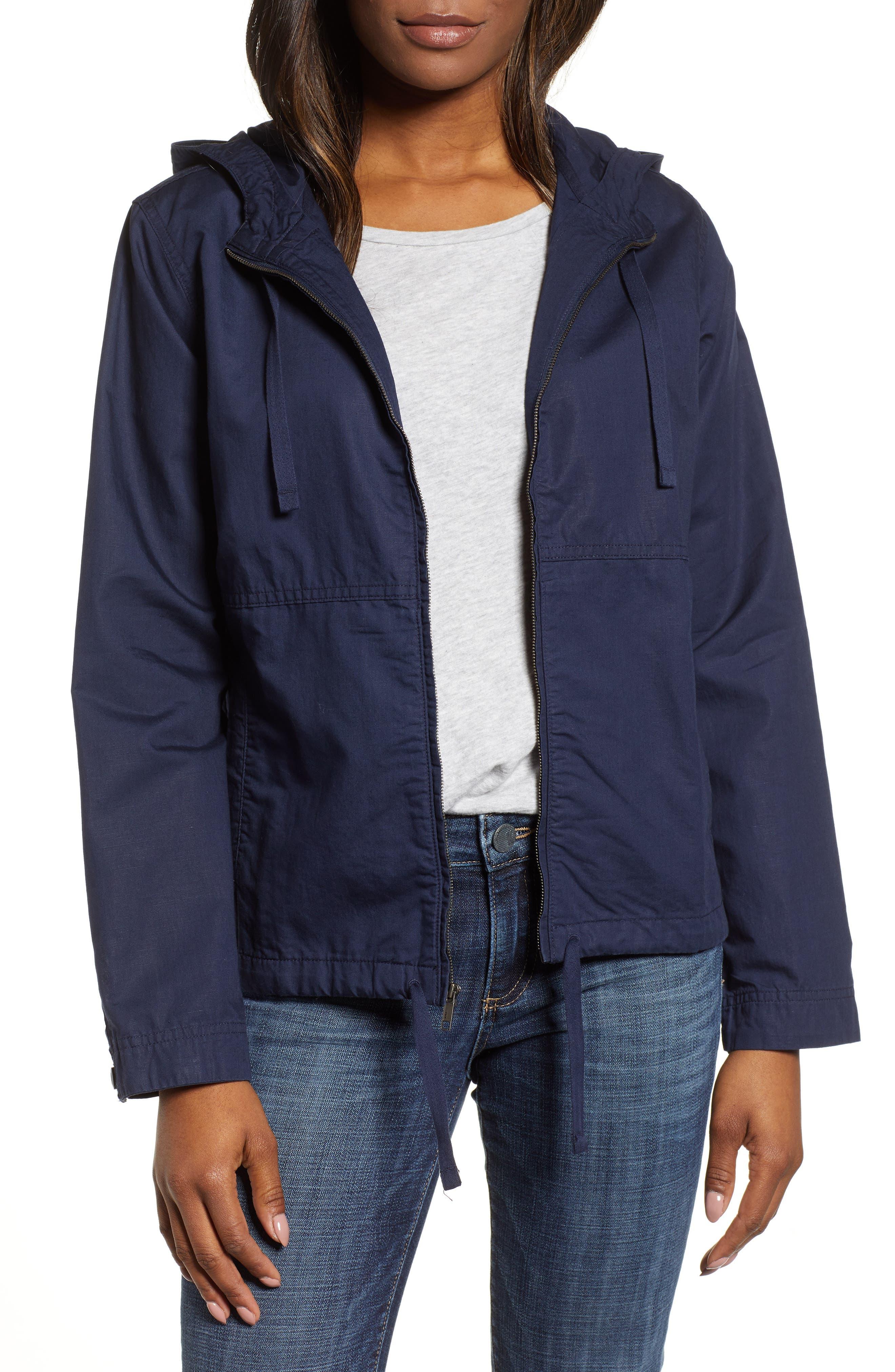 Patagonia Back Canyon Hooded Jacket, Blue