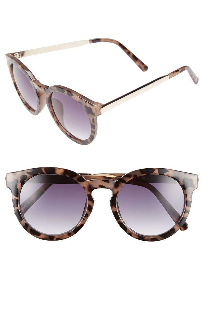 BP. Retro Sunglasses, Main, color, 210