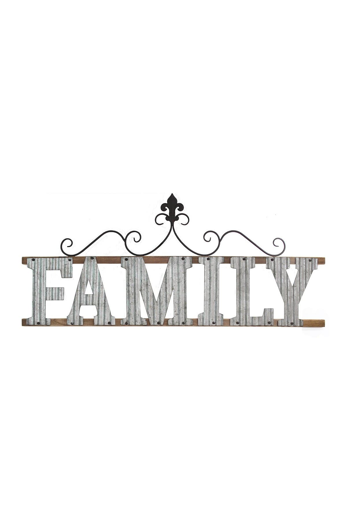 Image of Stratton Home Multi Family Wall Sign