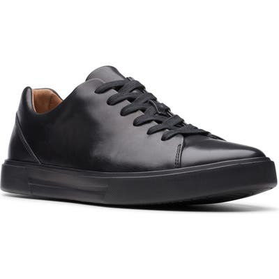 Clarks Un Costa Lace Up Sneaker, Black