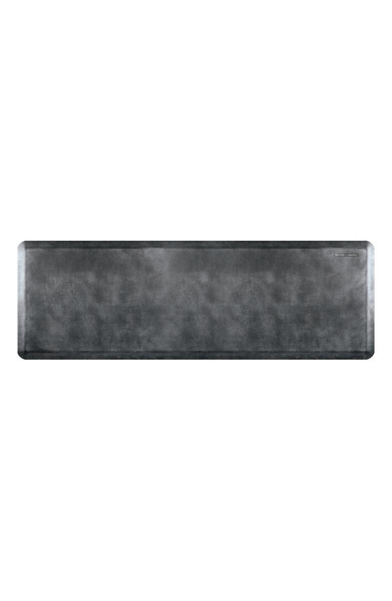 WELLNESSMATS Linen Collection Anti Fatigue Floor Mat, Main, color, 001