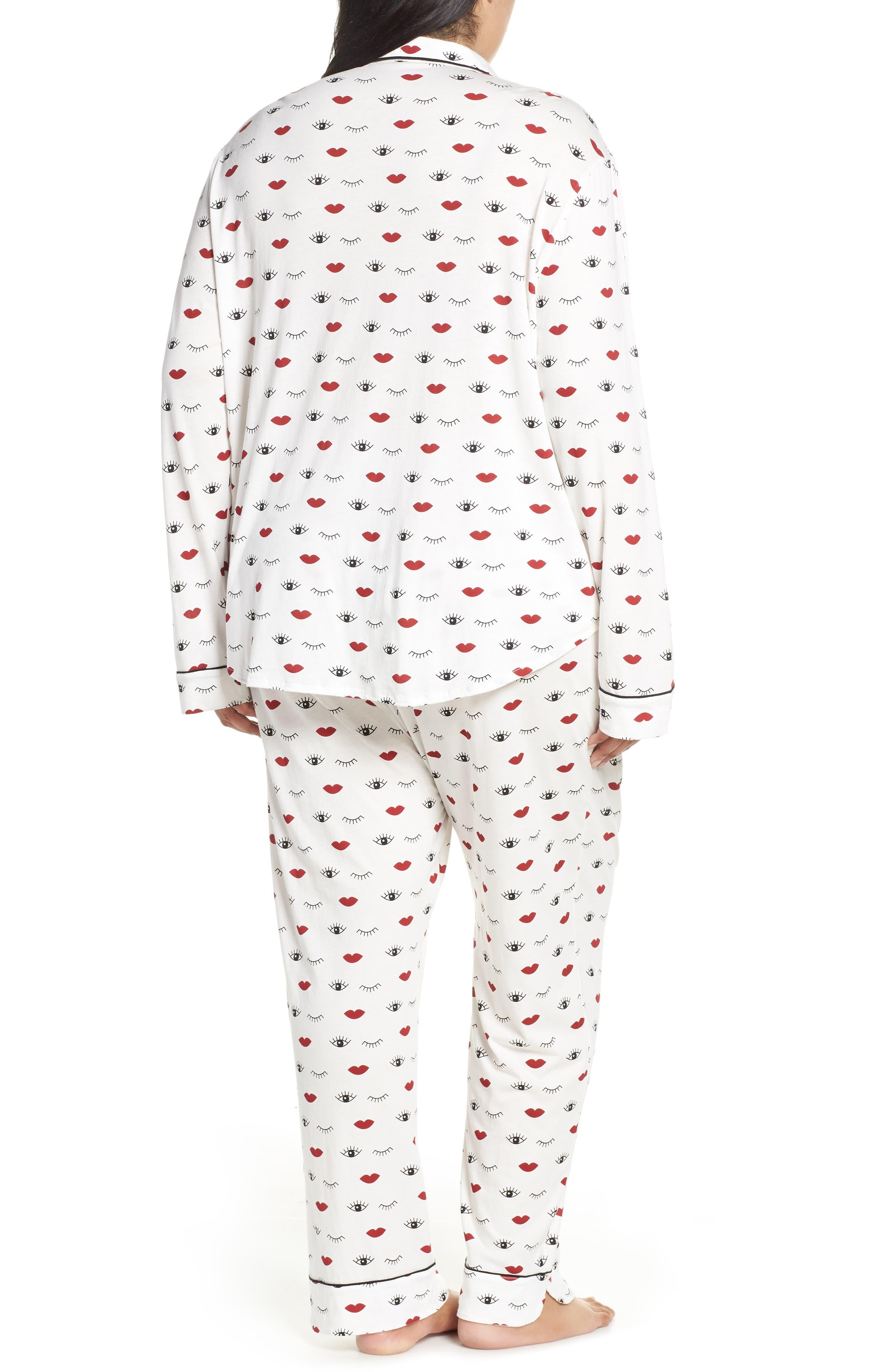 ,                             Give Love Pajamas,                             Alternate thumbnail 2, color,                             901