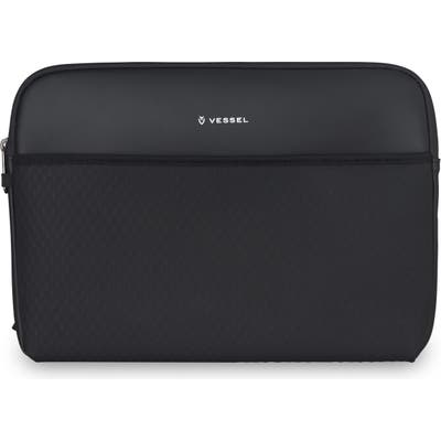 Vessel Large Laptop Sleeve - Black