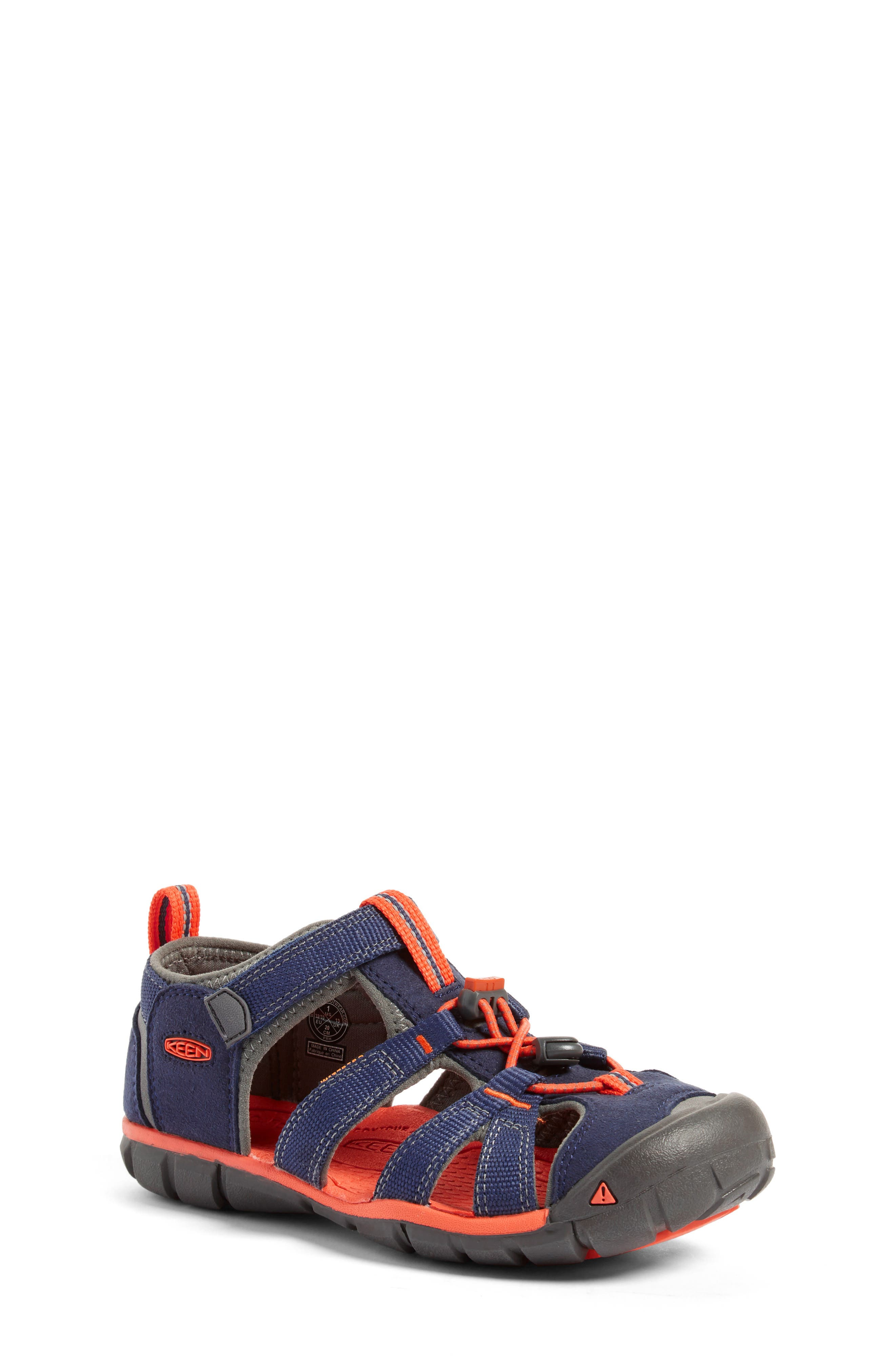 ,                             'Seacamp II' Water Friendly Sandal,                             Alternate thumbnail 157, color,                             402