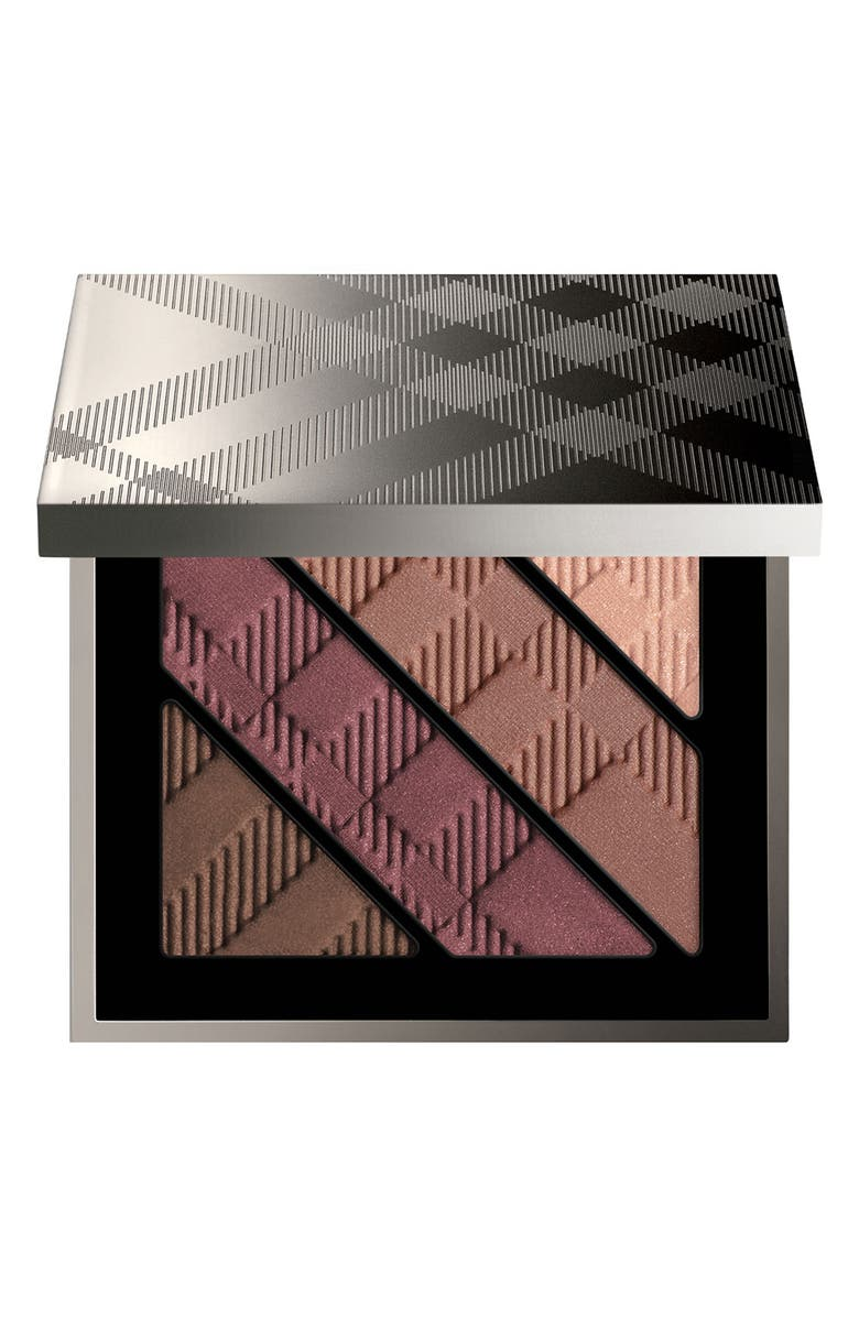 BURBERRY Beauty Complete Eye Palette, Main, color, NO. 06 PLUM PINK