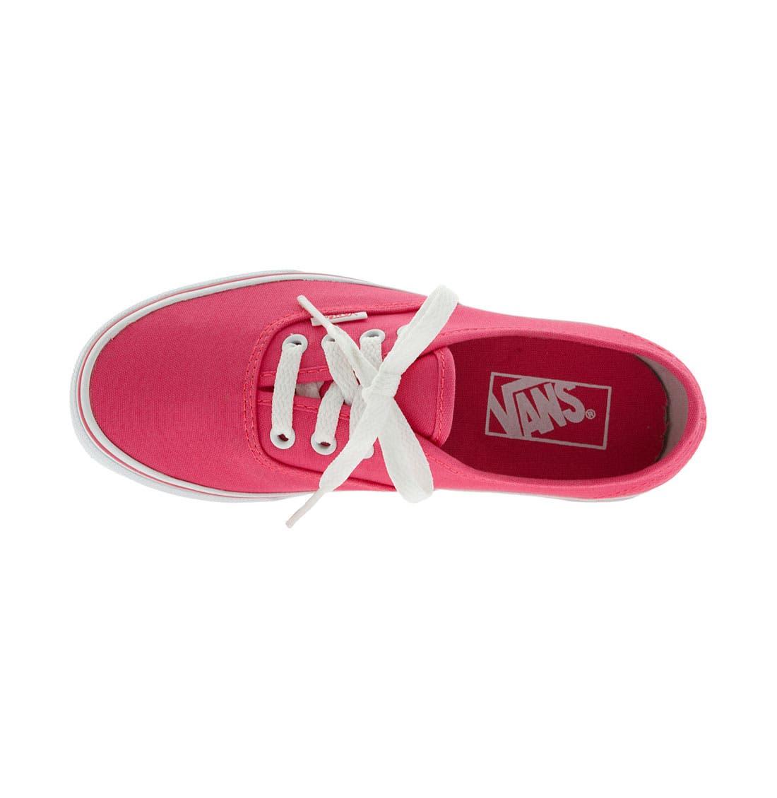 ,                             'Authentic' Sneaker,                             Alternate thumbnail 687, color,                             650