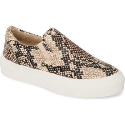 Coconuts By Matisse Gradient Slip-On Sneaker- Beige