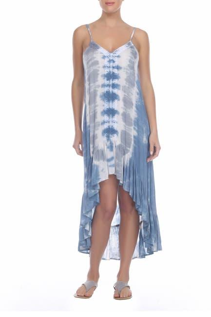 Image of BOHO ME High/Low Tie Dye Dress