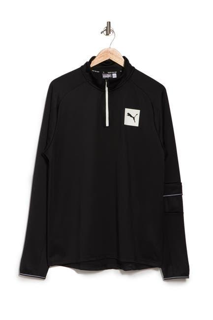 Image of PUMA Tec 1/4 Zip Pullover