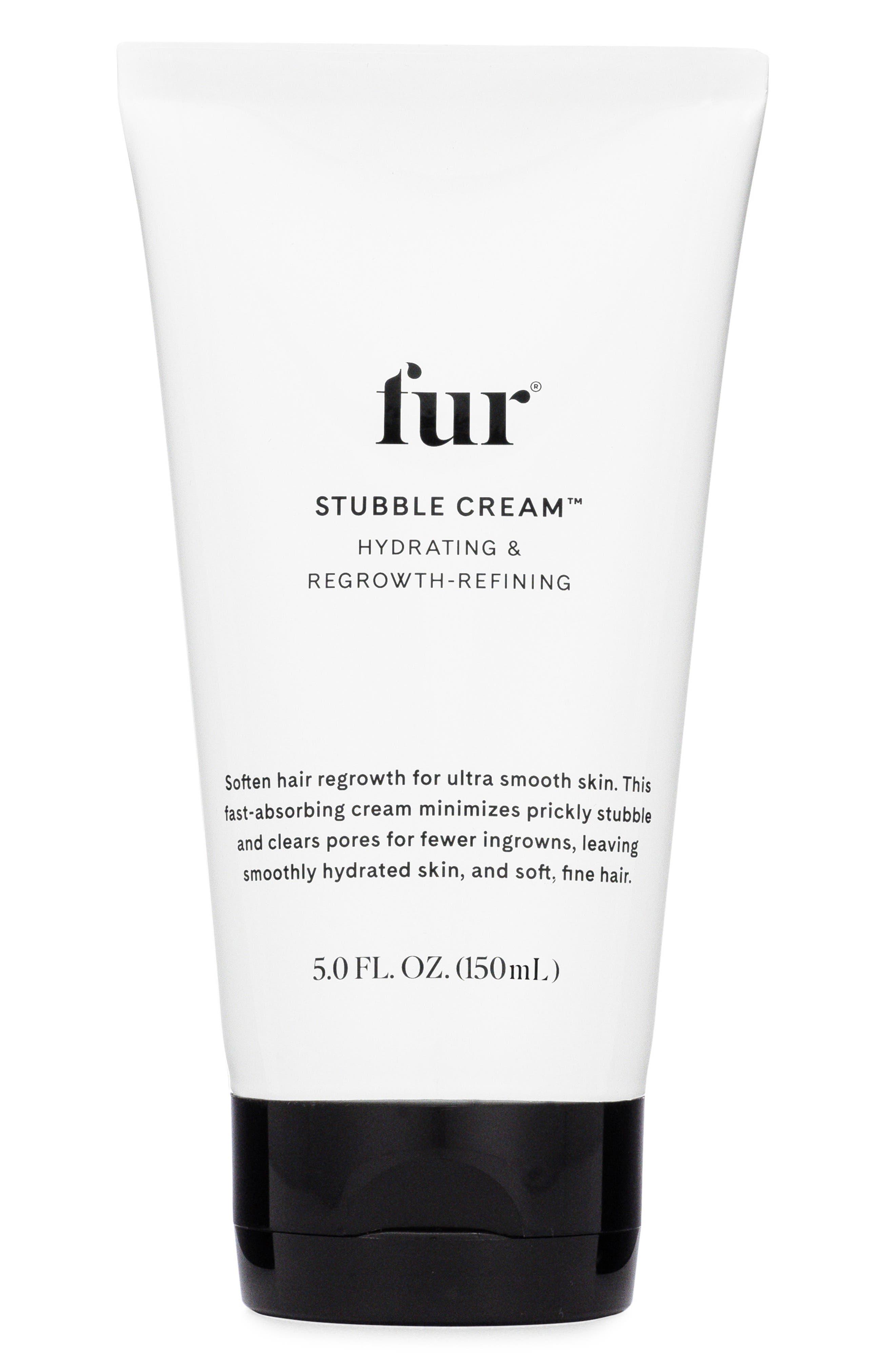 Fur Skincare Stubble Cream Body Moisturizer in No Color at Nordstrom