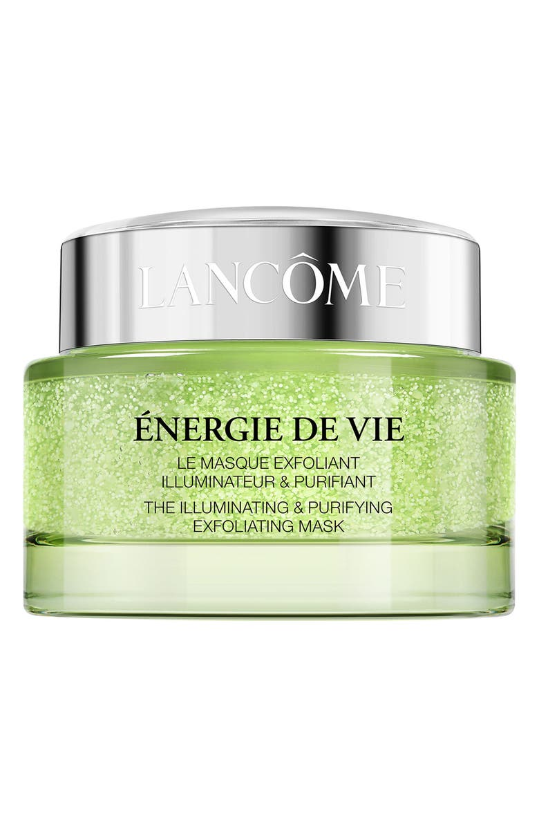LANCÔME Energie de Vie The Illuminating & Purifying Exfoliating Mask, Main, color, NO COLOR