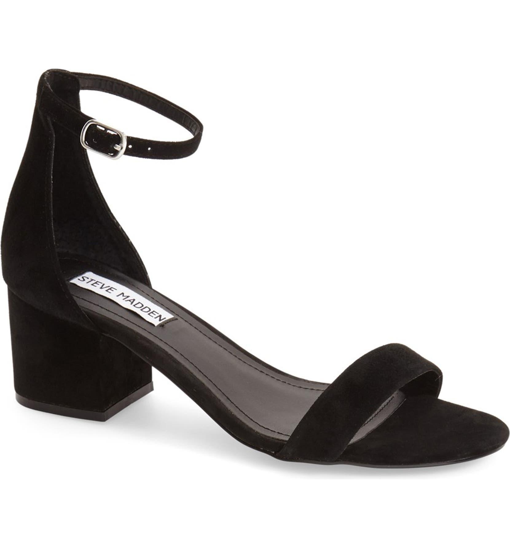 69a1c36b76 Steve Madden Irenee Ankle Strap Sandal (Women) | Nordstrom