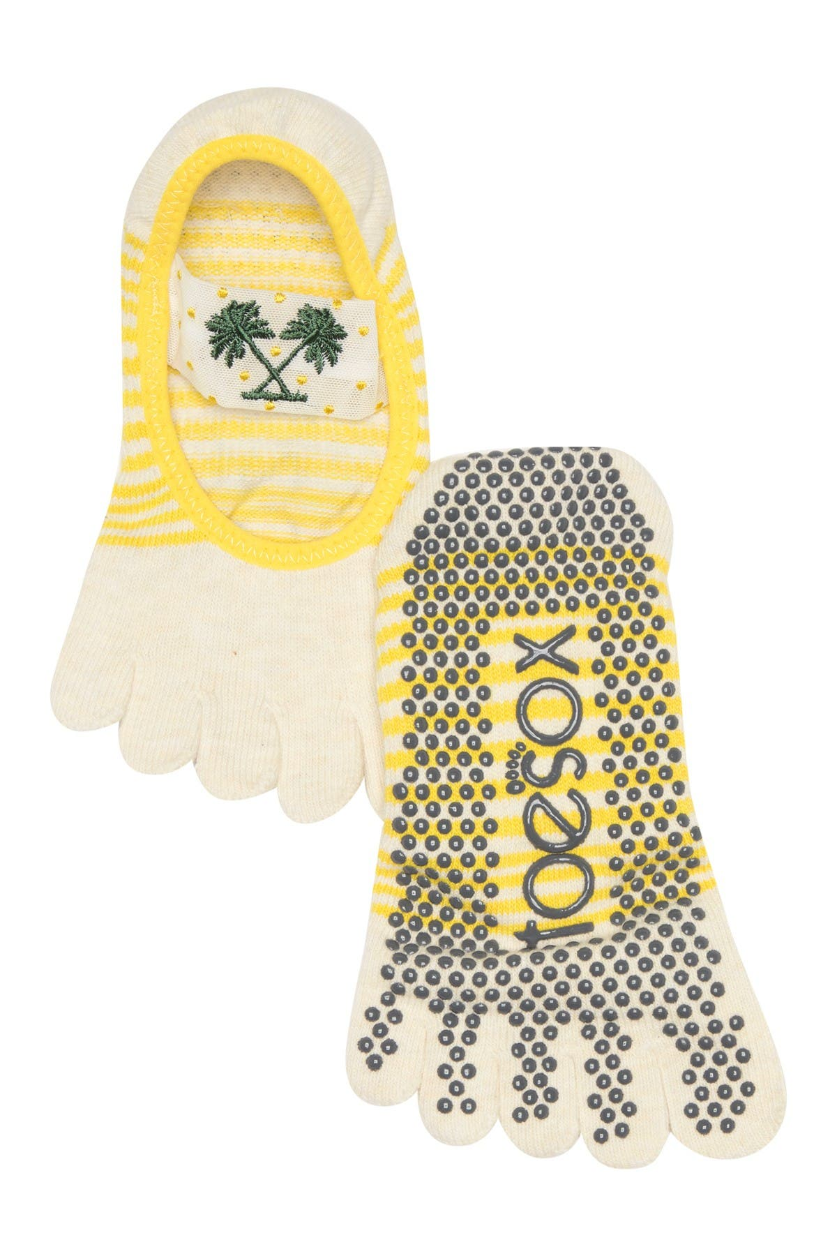 Image of ToeSox Full Toe Mia Grip Socks