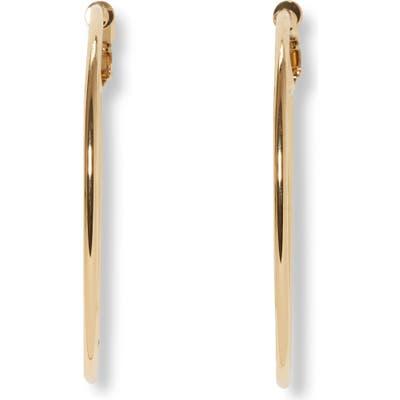 Vince Camuto Clip Hoop Earrings