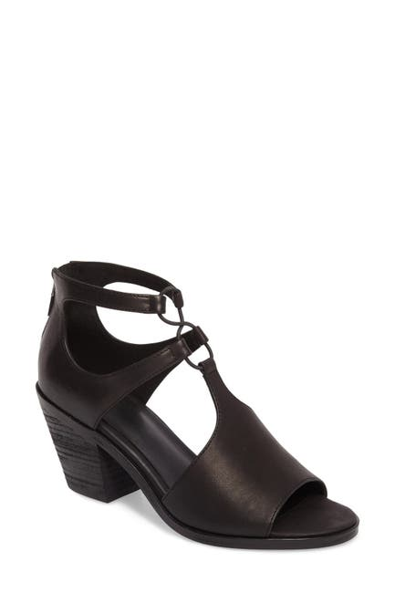 Image of Eileen Fisher Lou Block Heel Sandal