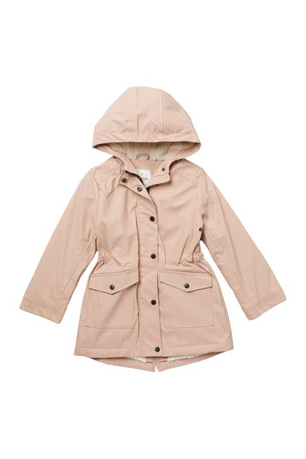 Image of Urban Republic Fleece Lined Rain Coat