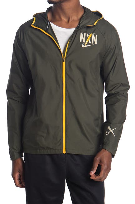 Image of Nike Cross Nationals Essential Zip Hooded Jacket
