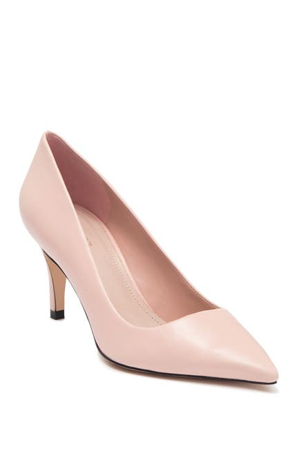 Image of Schutz Cameron Leather Pump