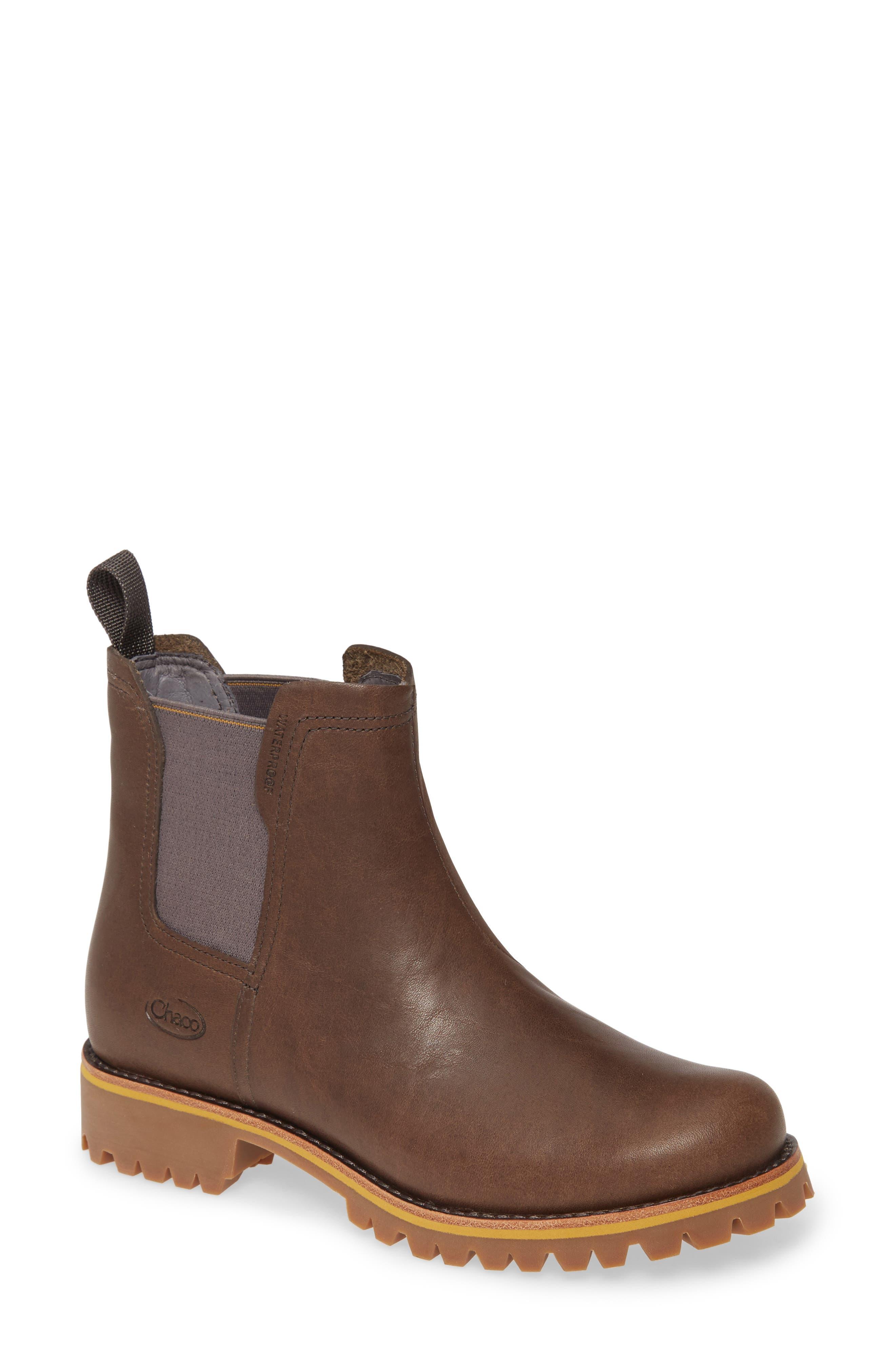 Fields Waterproof Chelsea Boot