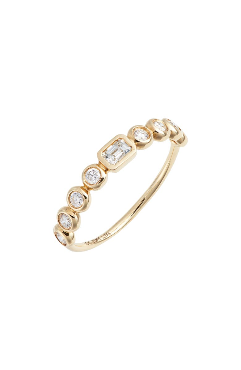 BONY LEVY Monaco Diamond Stack Ring, Main, color, 710