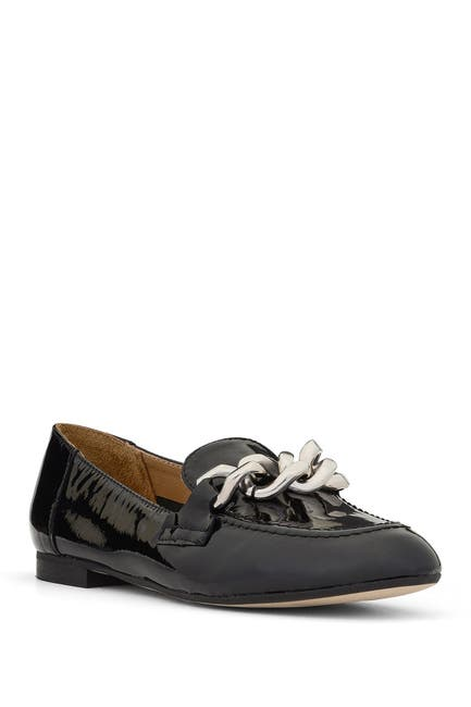 Image of Donald Pliner Nolin Patent Leather Loafer