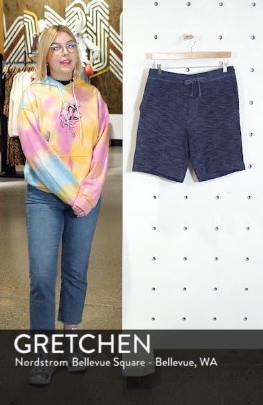 Huntington Textured Knit Shorts, sales video thumbnail