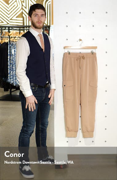 Medea Junia Tie Waist Jogger Pants, sales video thumbnail