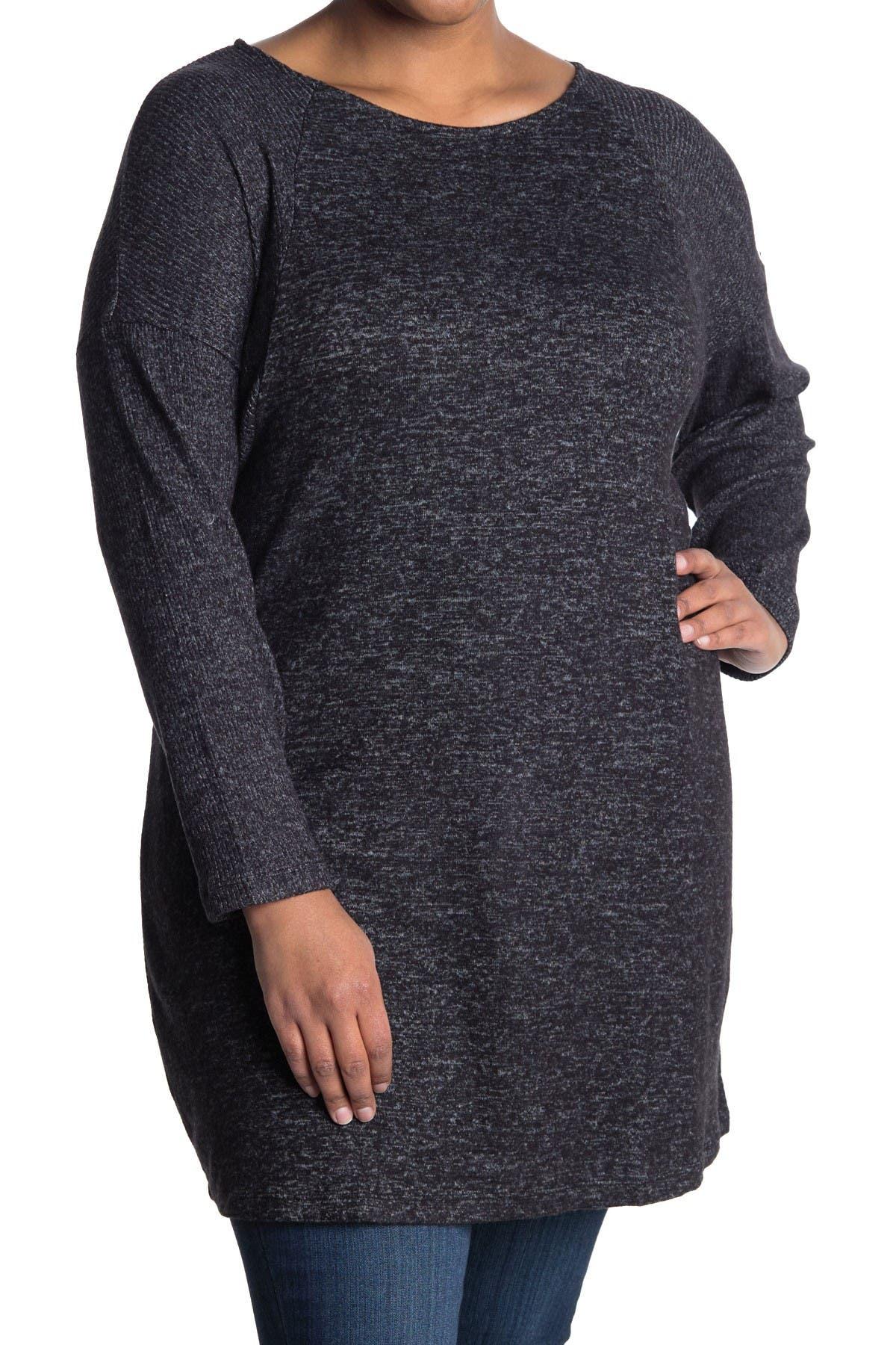 Image of Bobeau Dolman Cozy Knit Dress