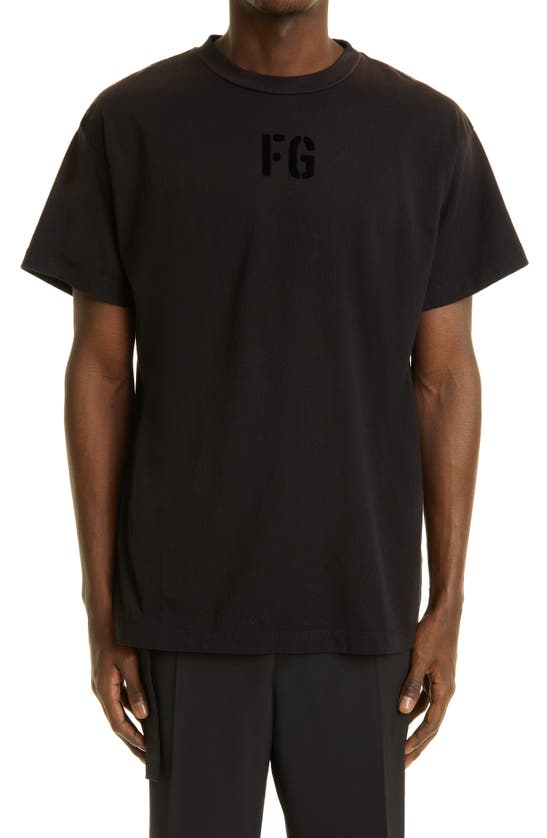 Fear Of God T-shirts LOGO T-SHIRT