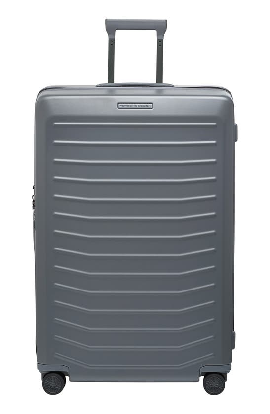 Porsche Design ROADSTER CHECK-IN PLUS 32-INCH SPINNER SUITCASE