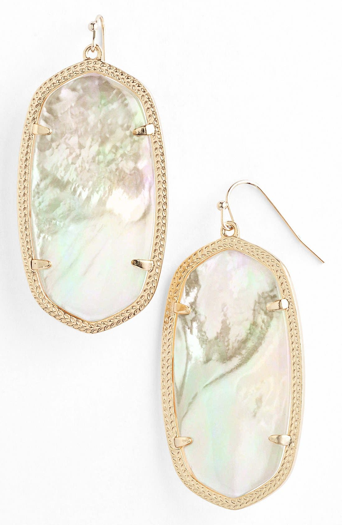 ,                             'Danielle' Oval Statement Earrings,                             Main thumbnail 73, color,                             900
