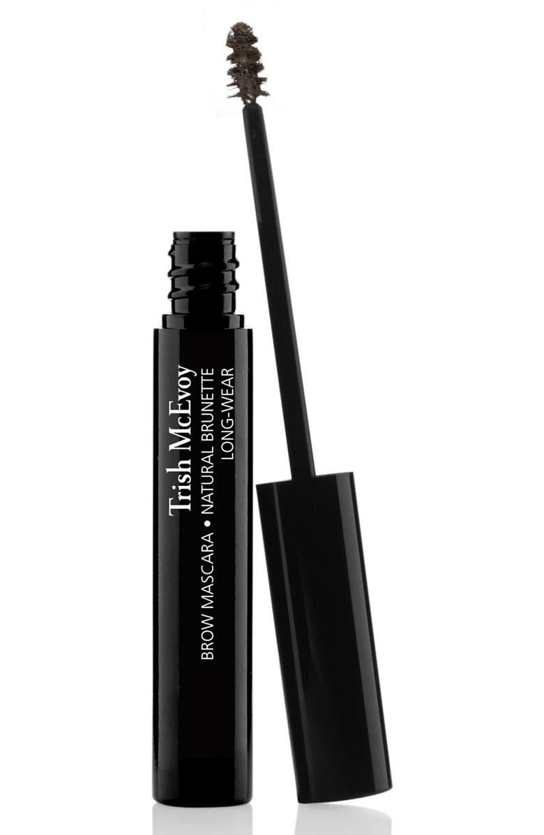 TRISH MCEVOY Fuller Brows<sup>®</sup> Brow Mascara, Main, color, NATURAL BRUNETTE