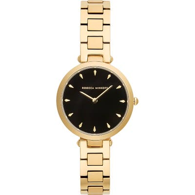 Rebecca Minkoff T-Bar Bracelet Strap Watch, 3m