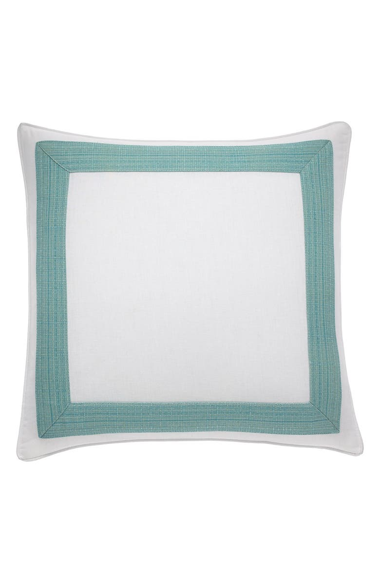TOMMY BAHAMA 'Seaglass Border' Pillow, Main, color, 440